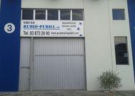Instal·lacions de lloguer de grues i serveis de rescat en carretera a Igualada