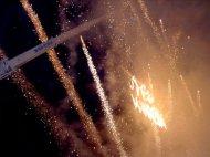Lloguer de grues per focs artificials i castells de focs