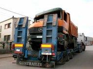 Transporte y rescate de vehículos sobredimensionados